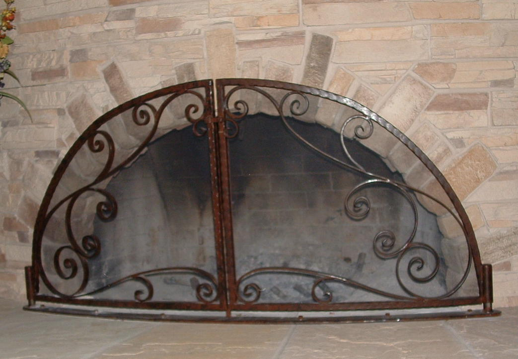 Incredible Kiva Fireplace Screens Fireplace Design Ideas Interior Design Ideas Oteneahmetsinanyavuzinfo
