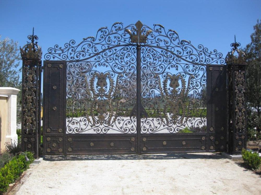 French Gates