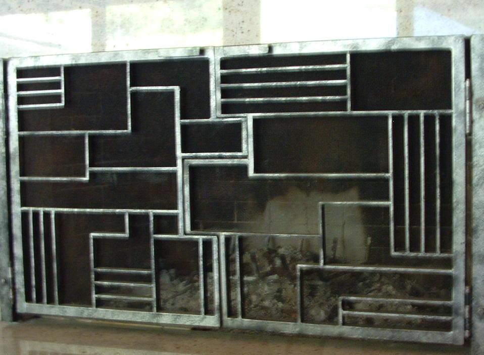 Modern Geometric Doors